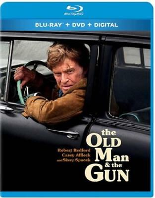 The Old Man And The Gun (DVD,2018)