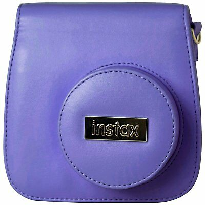 Fujifilm Groovy Carrying Case For Camera - Grape - Dust Resistant Interior,