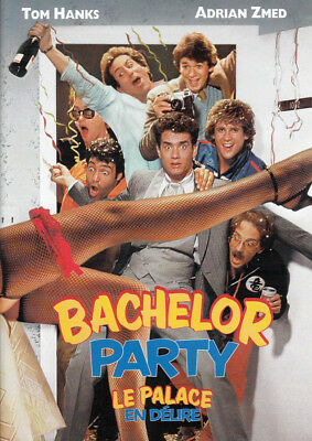 Bachelor Party (Bilingual) (Dvd)