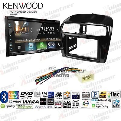 KENWOOD EXCELON DDX9905S Cd/Dvd Receiver With Bluetooth