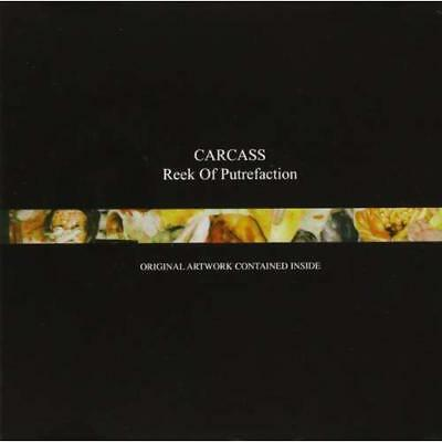 Reek Of Putrefaction CARCASS CD