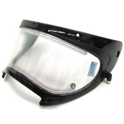 Arctic Cat TXi Snowmobile Helmet Replacement Clear Electric Shield - 4212-849