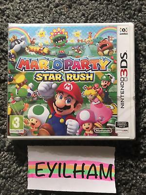 Mario Party Star Rush 3Ds Neuf Sous Blister / Neuf / New /le Moins Cher Sur Ebay