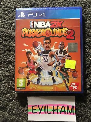 Nba2K Playgrounds Ps4 Neuf Sous Blister / New / Le Moins Cher Sur Ebay