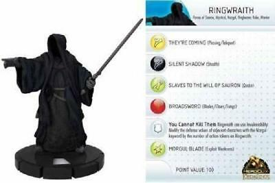 Ringwraith #006 Lord of the Rings Heroclix NM Heroclix