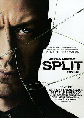 Split (Bilingual) (Dvd)