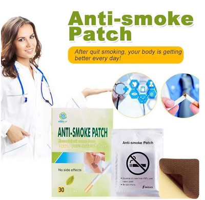 QuitTex All Natural Quit Smoking Patches - Free Shipping And Fast