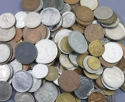 1000g (1 Kilo) Job Lot of Mixed Coins & Related Items [Ref E] See Combined Rates