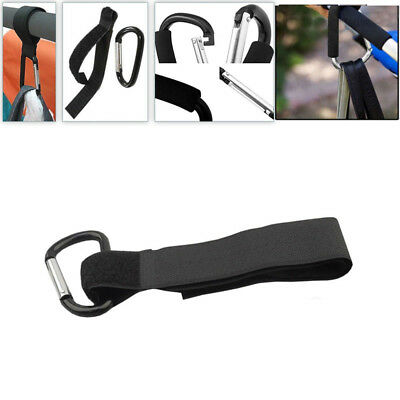Hook Mummy Universal Pram Strap Bag Clip Accessories Shopping Buggy Pushchair