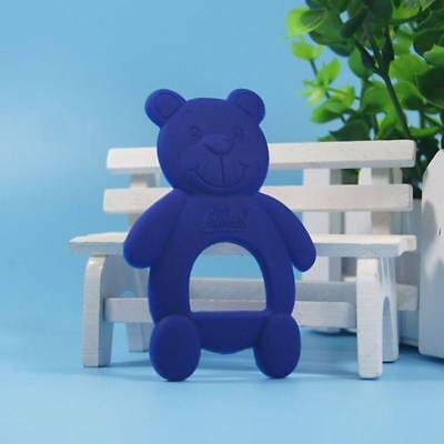 Baby Teether Silicone Chewing Safety Infant Teething Newborn Tooth Bears