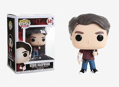 Funko Pop Movies: IT - Eddie Kaspbrak Vinyl Figure Item #29525