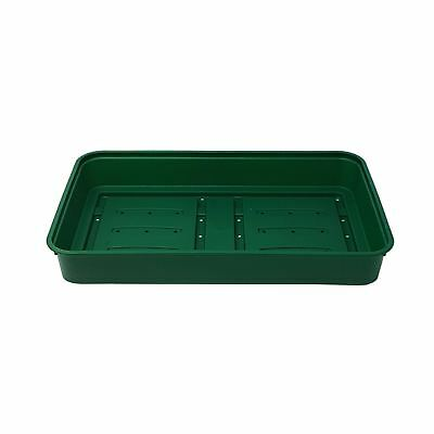 """4 X Extra Large Bpa Free Made Uk Garden Seed Green Plant Flower Herb Tray 21"""""""