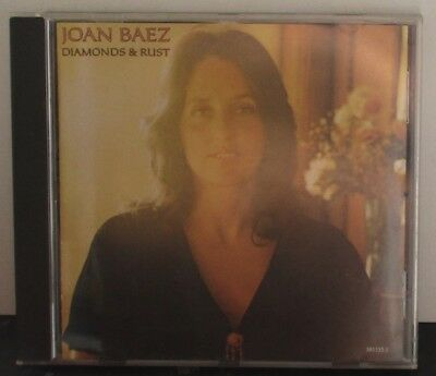 JOAN BAEZ - Diamonds & Rust - CD ALBUM