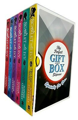 Sophie Cleverly Scarlet and Ivy Collection  Lost Twin 6 Books Box Set NEW
