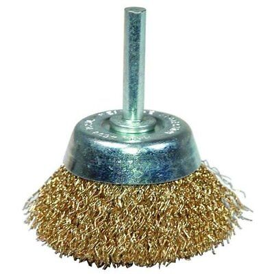 K Tool International KTI-79215 2in. Coarse Crimped End Wire Cup Brush (kti79215)