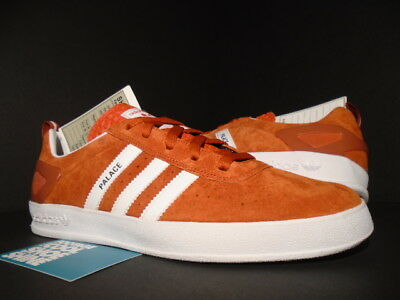 new concept 57ac4 810a0 Adidas Palace Pro Unreleased Looksee Sample Chili Orange White Gold B42690  Nmd 9