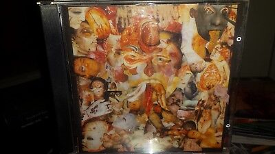 CARCASS Reek Of Putrefaction grind Death Metal CD Platters O Splatter Press 2002