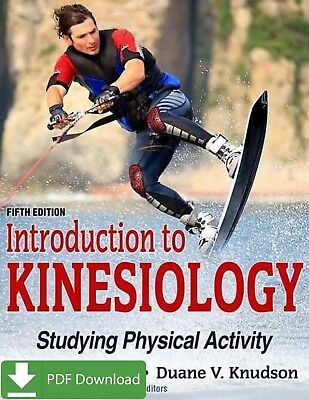 Introduction to Kinesiology 5th Edition - Physical Activity [PDF&EPUB] EB00K