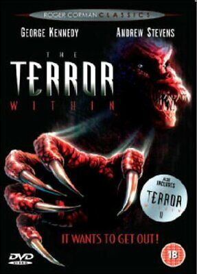 The Terror Within 1 & 2 [1988] [DVD] - DVD  1IVG The Cheap Fast Free Post