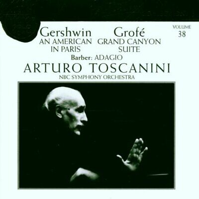 Toscanini Collection, Vol.38 -  CD IVVG The Cheap Fast Free Post The Cheap Fast