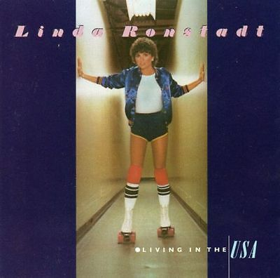 *NEW* CD Album Linda Ronstadt - Living in the USA (Mini LP Style Card Case)