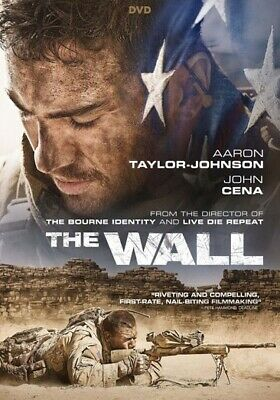 The Wall (DVD,2017)