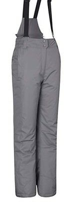 Mountain Warehouse Women's Snowproof Ski Pants, Insulated for Extra Warmth