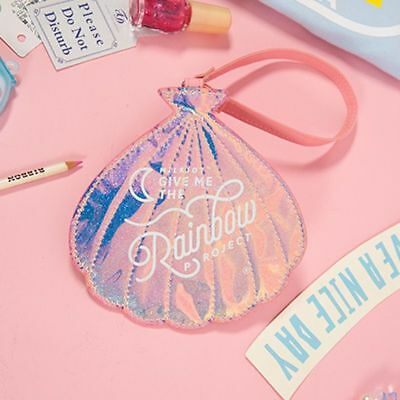 Women Luggage Baggage Tag Suitcase Id Address Label Tags Sequins Shell Shaped