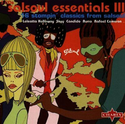 Various - Salsoul Essentials III - Various CD H1VG The Cheap Fast Free Post The