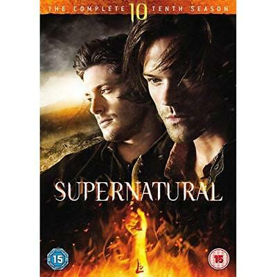 Supernatural - Season 10 [DVD] [2016] DVD