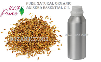 Aniseed Essential Oil Pure 100% Natural ( 5ml -500 ml ) Therapeutic Aromatherapy