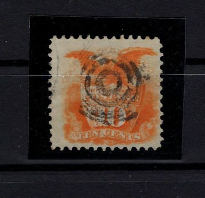 Bp101298/ United States / Y&t # 33 Oblitere / Used 150 €