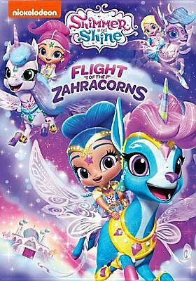 Shimmer and Shine:flight of the Zahra - DVD Region 1 Free Shipping!