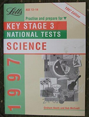 Practise and Prepare for Key Stage 3 Nation... by McDuell, G.R.; Booth Paperback