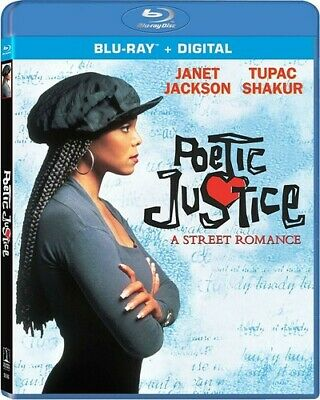 Poetic Justice (1993) Blu-ray