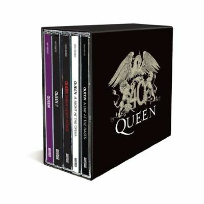 QUEEN - 40, Vol. 1 [Box] (CD, Oct-2011, 10 Discs) NEW - SEALED