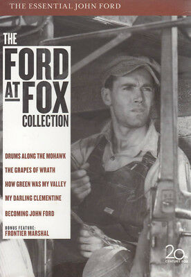 The Essential John Ford - Ford At Fox Collection (Boxset) (Dvd)