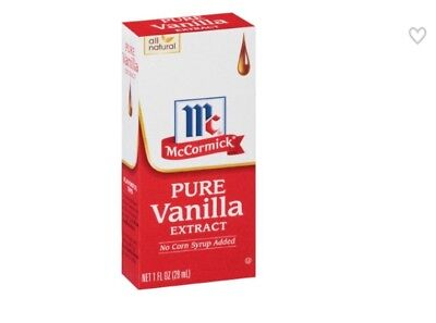 McCormick Pure Vanilla Extract Baking Basic Cooking Essential