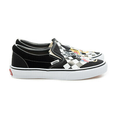90e9b9f9f009de New Vans Japan SLIP-ON DX V98CL Asia Exclusive Tiger Embroidery Pack - Black