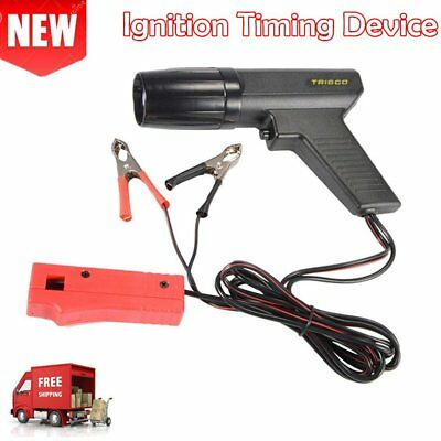Ignition Timing Light Strobe Lamp Inductive Petrol Engine for Car Motorcycle@SC