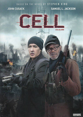 Cell (Bilingual) (Dvd)