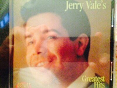 Jerry Vale - Greatest Hits - Jerry Vale CD MRVG The Cheap Fast Free Post The