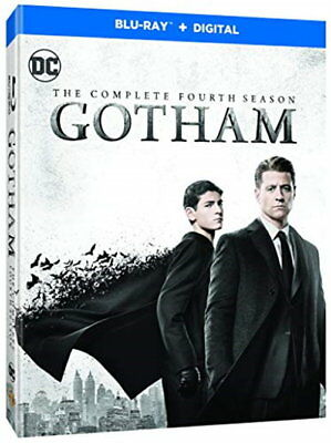 Gotham: Season 4  [2018] [New Blu-ray]