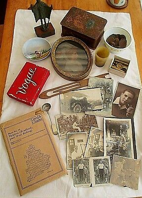 Job Lot / Collection Of Interesting Vintage Collectables -Please See Photographs