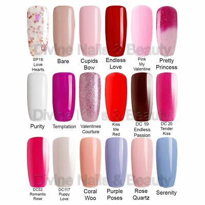 Bluesky  MOST WANTED VALENTINES COLLECTION UV LED Soak Off Gel Nail Polish 10ml