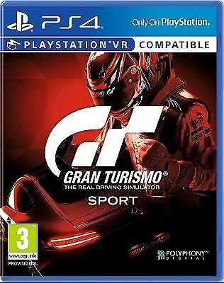 Sony Computer Entertainment - Gran Turismo Sport PS4 - 9827757 NEUF