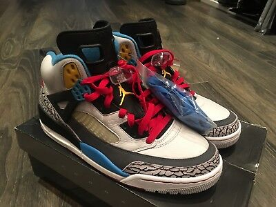info for 3bd53 65178 Nike Air Jordan Spizike Uk9 Us10 Eur44 28Cm Neutral Grey Varsity Maize  Bordeaux