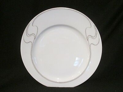 Rosenthal - ASIMMETRIA WHITE GOLD - Dinner Plate - BRAND NEW