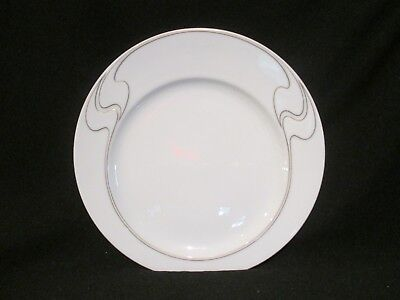 Rosenthal - ASIMMETRIA WHITE GOLD - Bread and Butter Plate - BRAND NEW