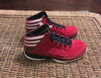 online store ca6bc b6d69 Adidas Mens Crazy Shadow Basketball Shoes Sz. 8.5 NEW G56455